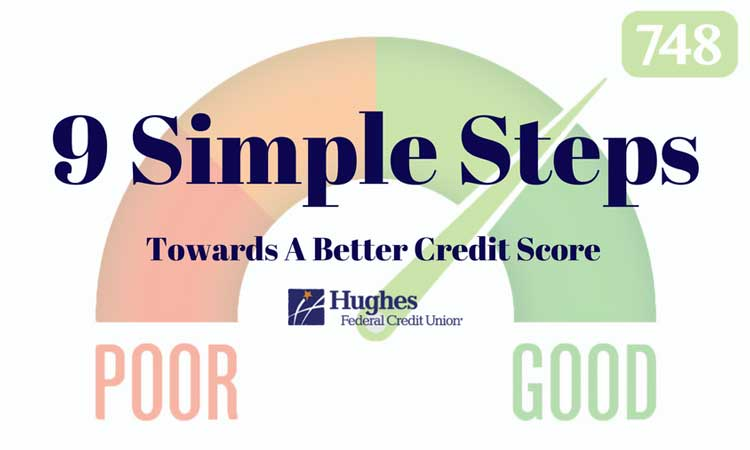 steps to boost credit score