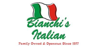 Bianchi's Italian logo
