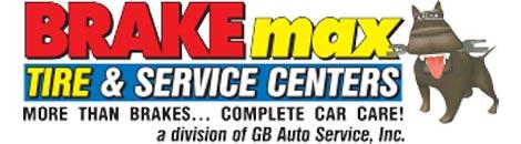 BRAKEmax logo