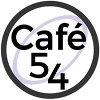 Café 54 Logo