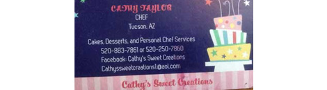 Cathy's Sweet Creations Logo
