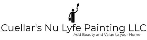 Cuellar's Nu Lyfe Painting logo