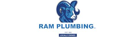 Ram Plumbing logo
