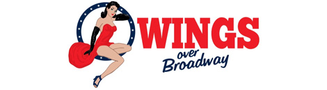 Wings Over Broadway Logo
