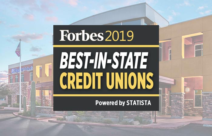 Forbes 2019 Best-In-State Credit Unions